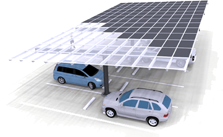 Solar Carports Empower Energy Ltd
