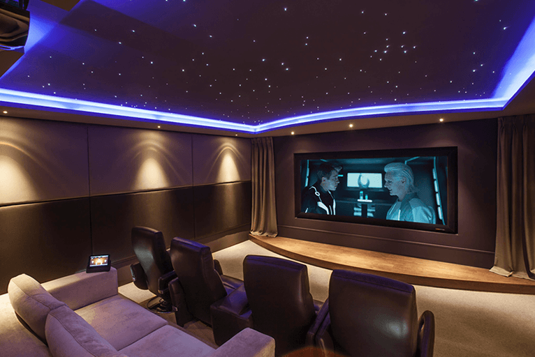 electrician specialists home cinema