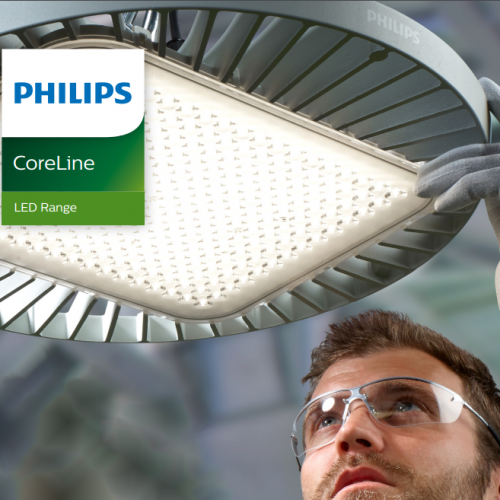 Philips Coreline LED Lighting Range