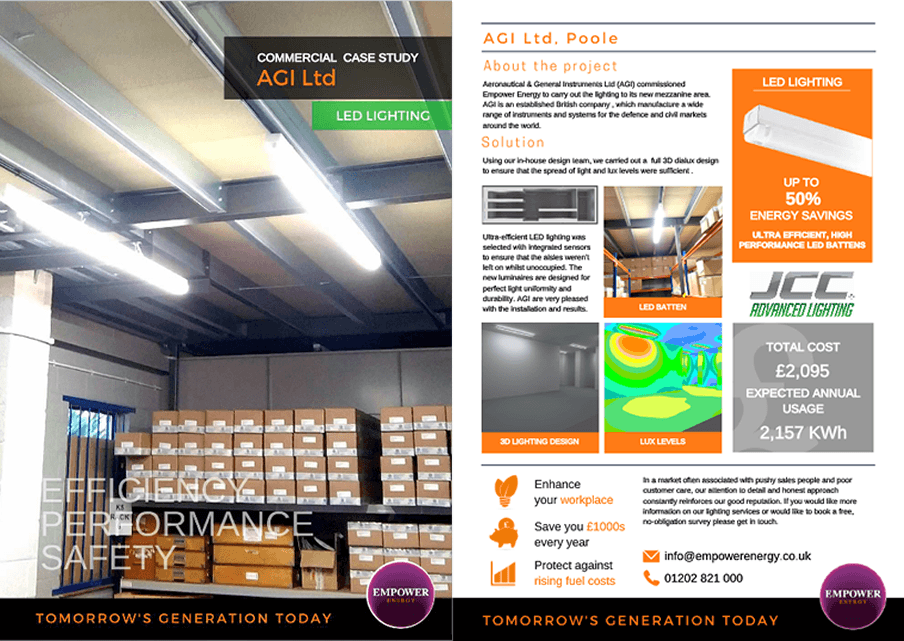 CoreLine Highbay AGI Ltd Case Study