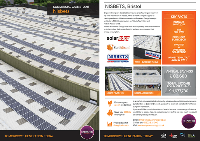 Commercial Solar Installers BH Live Case Study