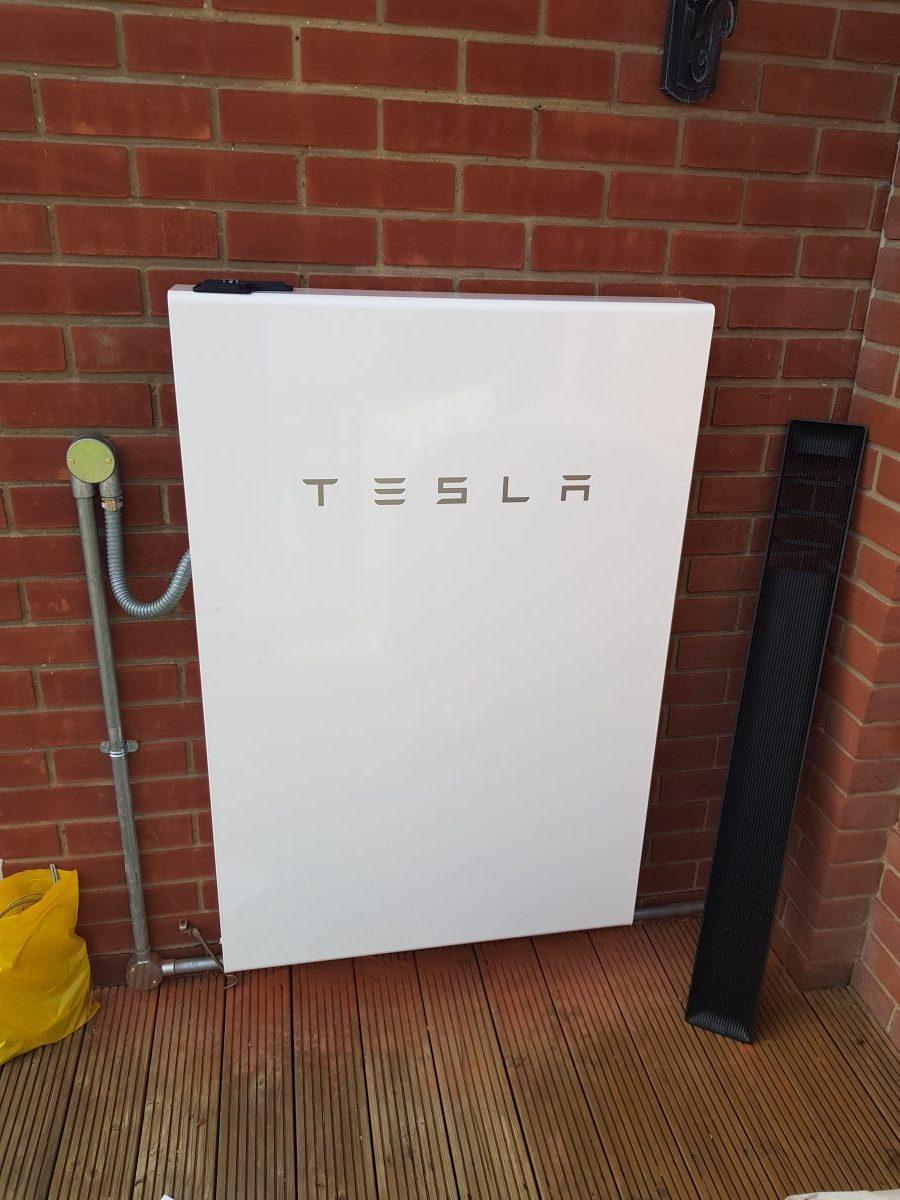 Tesla Powerwall 2 Installation