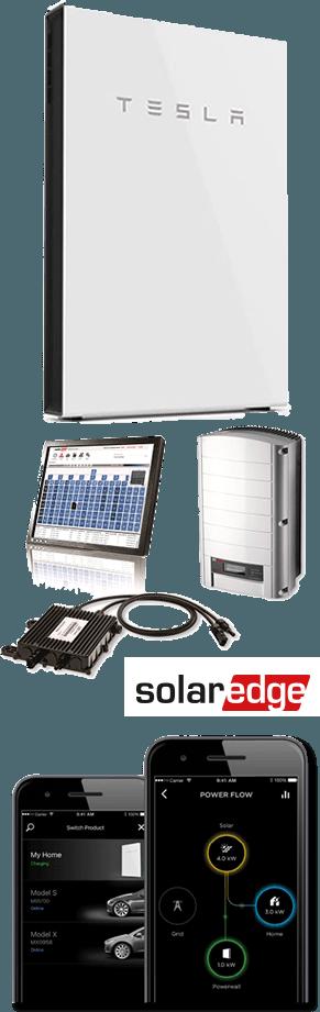 Tesla Powerwall 2 battery storage