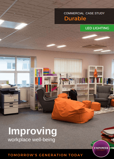 LED Lighting For Offices