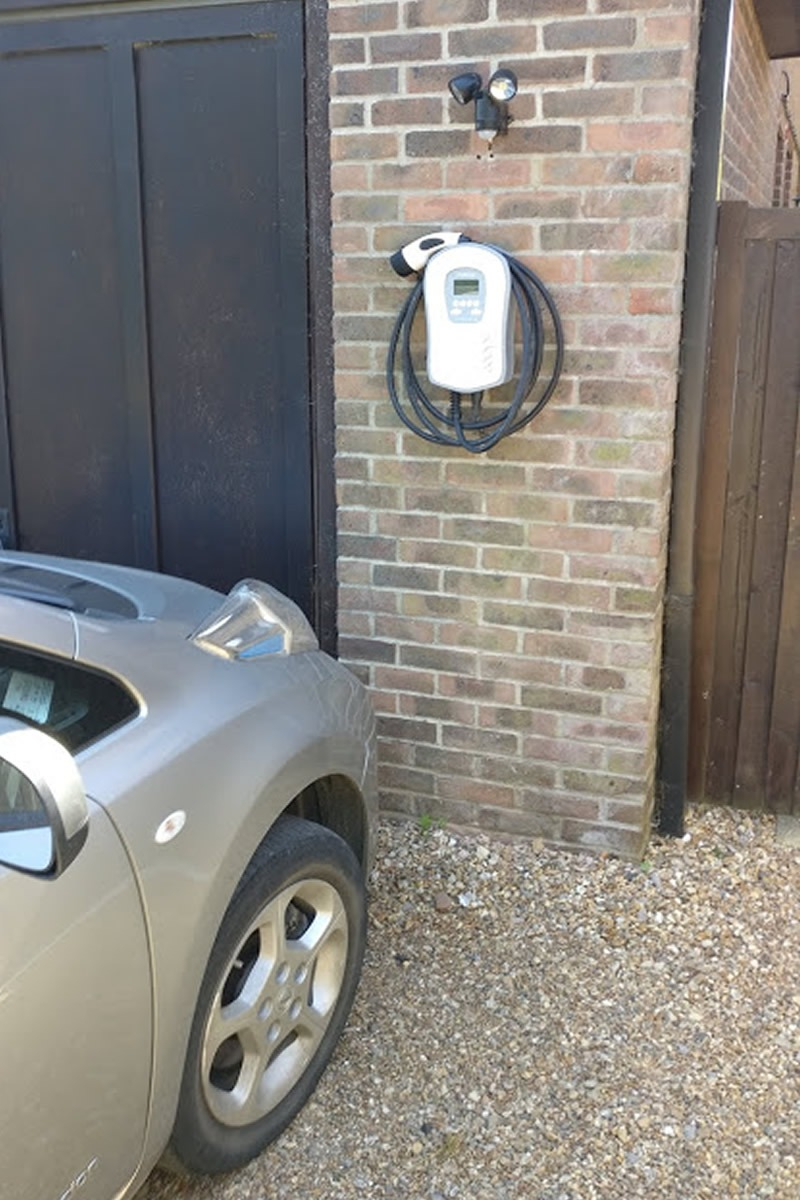 Zappi Install For A Client In Dorset Empower Energy Ltd