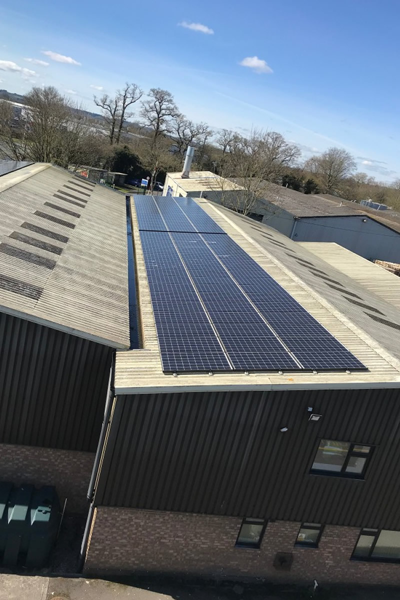 Commercial Solar Cleaning Maintenance Amp Electrical