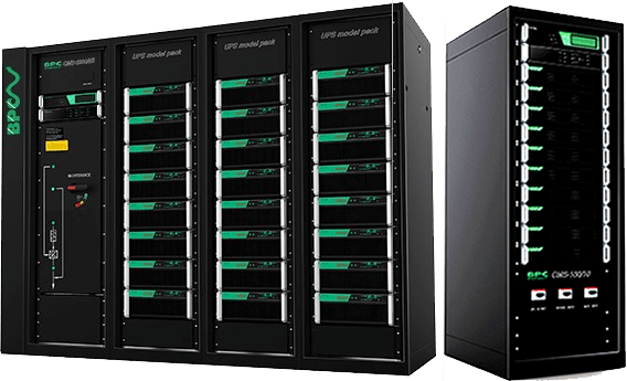 commercial battery storage image