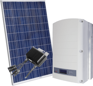 Solar panels for small business img