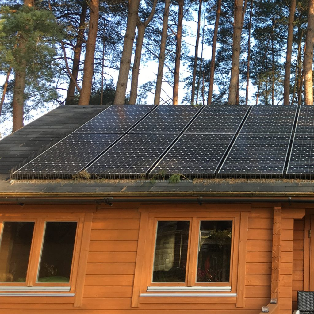 Domestic Solar Maintenance Clean Amp Electrical Testing For