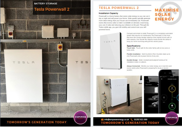 Tesla Powerwall 2 Verwood