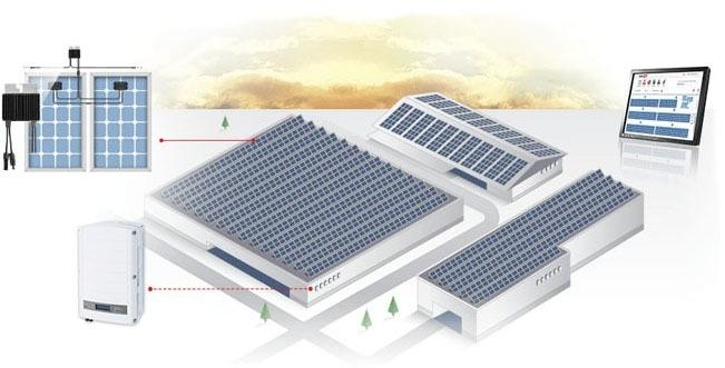 Commercial Solar Maintenance Video