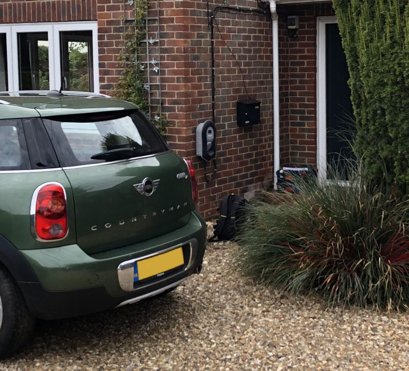 Zappi Install For A Client In Hampshire