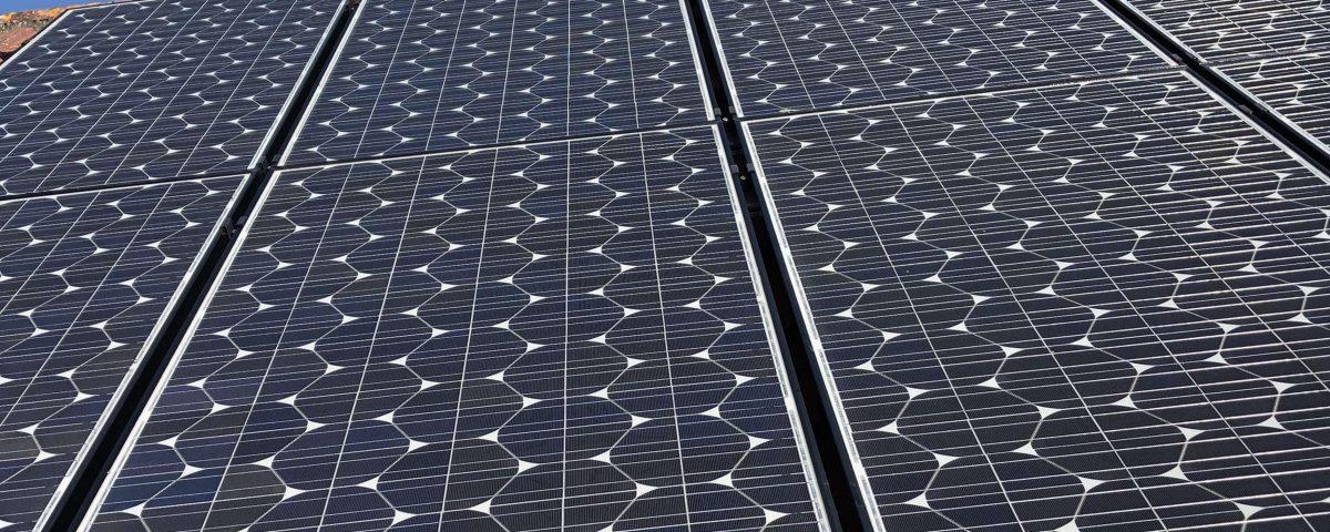 maintenance of panels