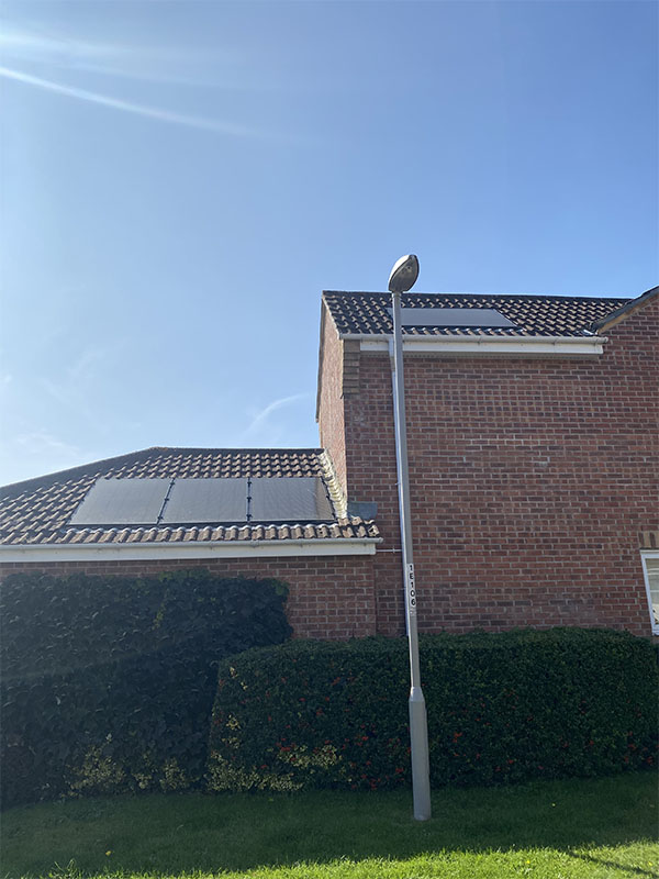 3124 solar panel maintenance