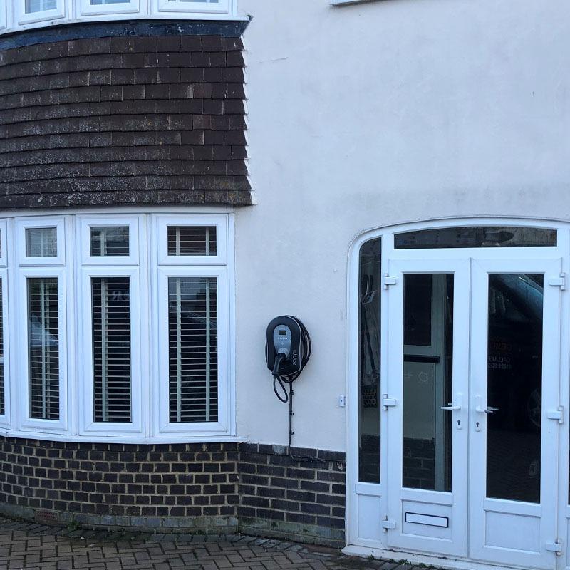 Zappi home installation
