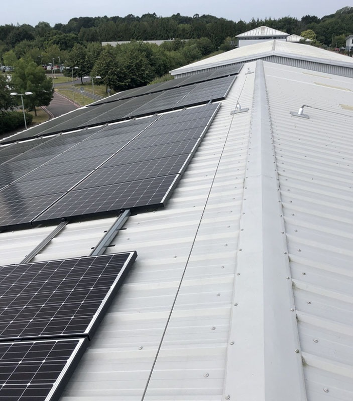Commercial solar maintenance in lymington 2156