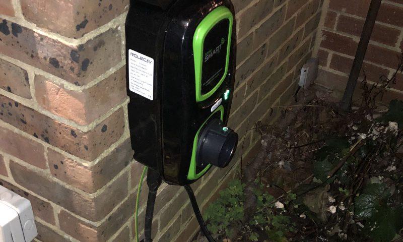 Rolec ev charger installation