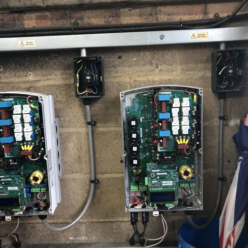 Electrical Maintenance On Inverter Empower Energy Ltd