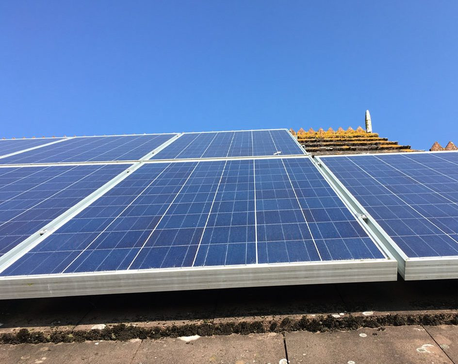 solar panel maintenance WILTSHIRE
