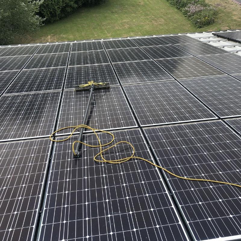 Solar panel maintenance 2156