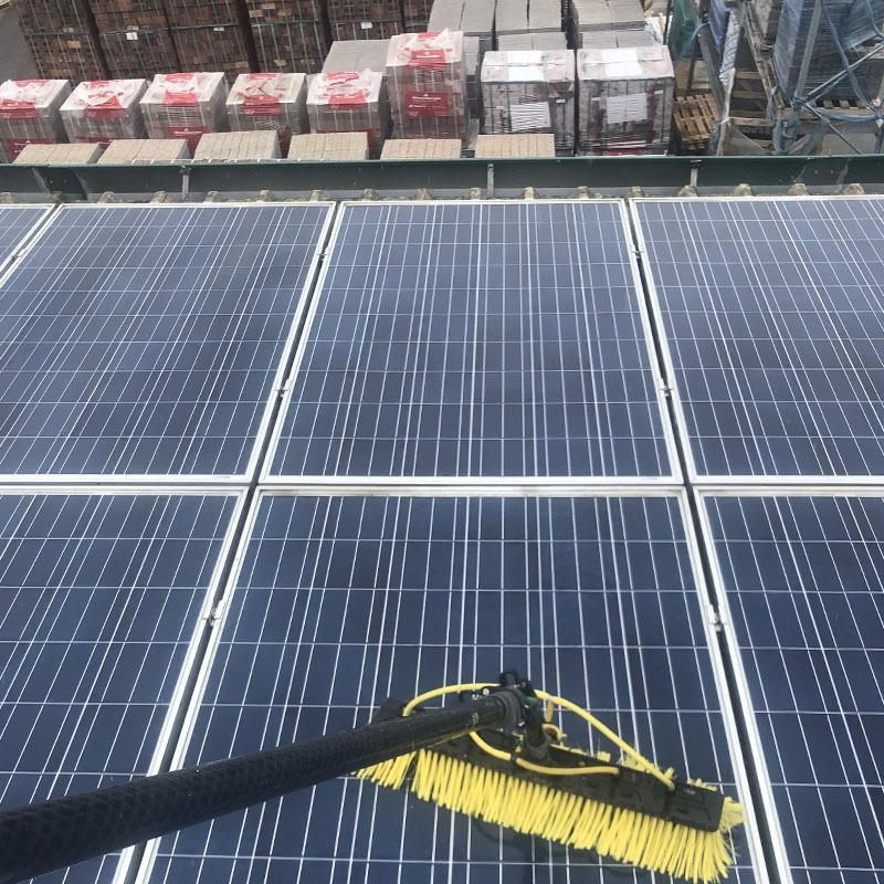 Solar panel maintenance in West sussex 1916