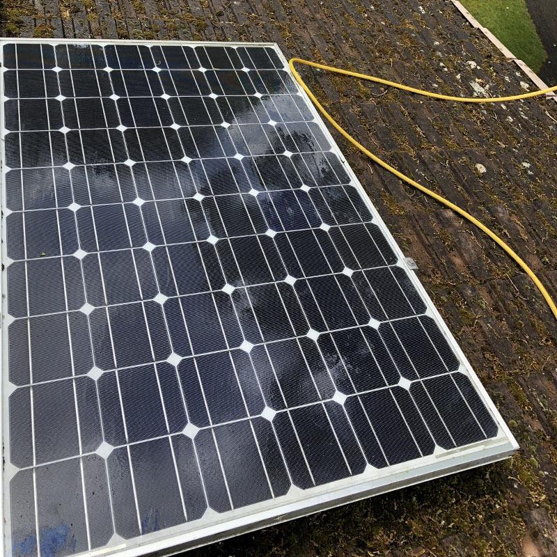 Solar pv maintenance domestic