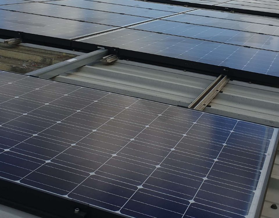 commercial solar maintenance