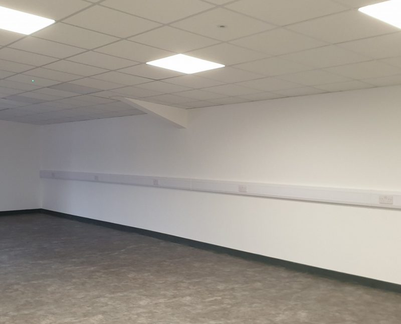 LED Lighting Installation For A Client In Dorset