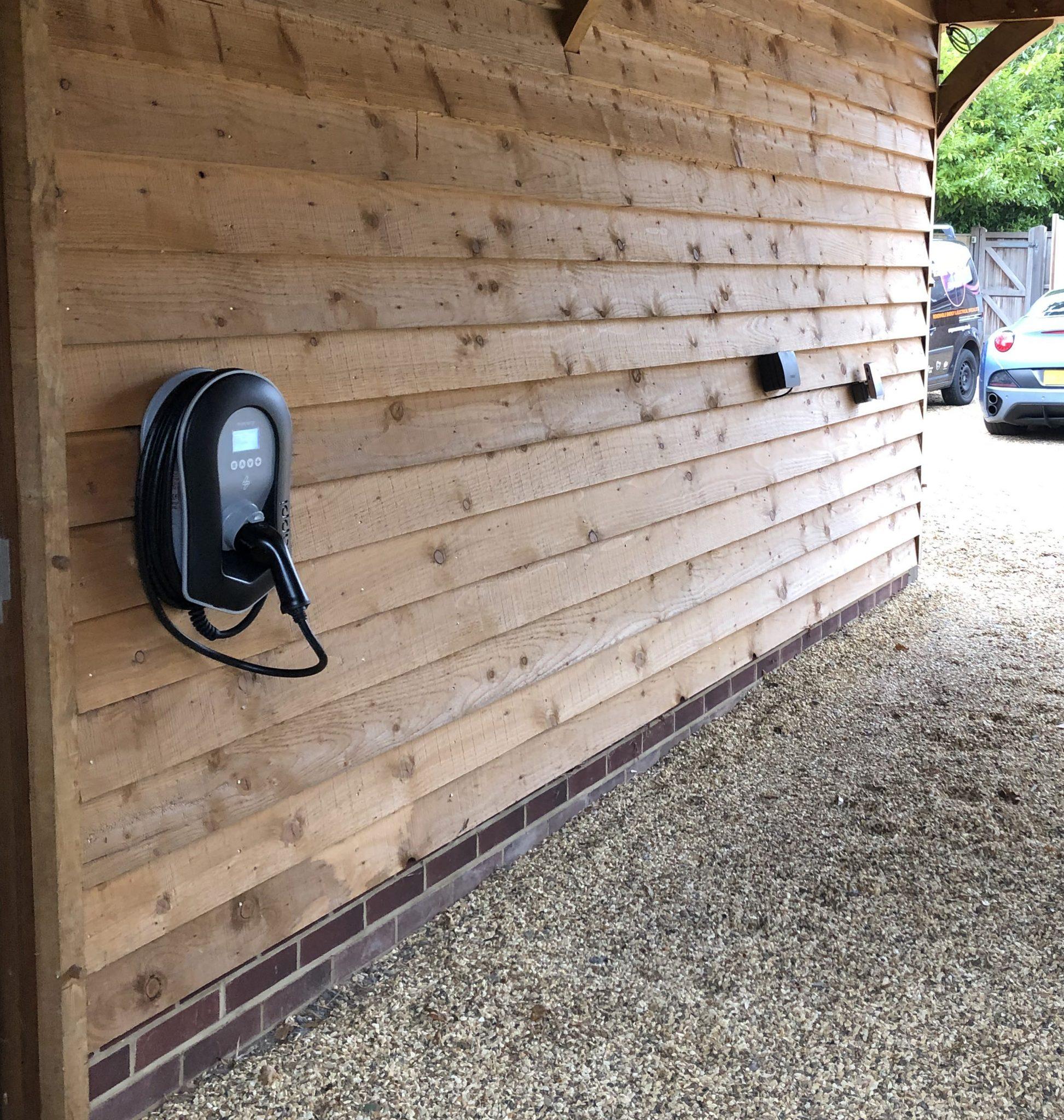 Zappi Installation In Dorset