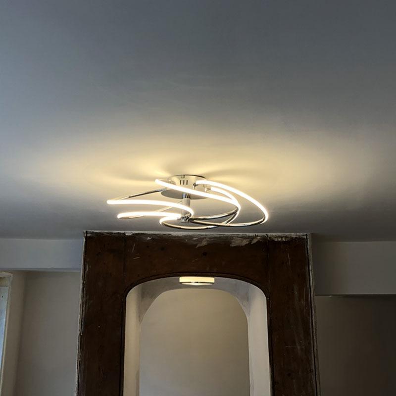 Led lighting installation 968