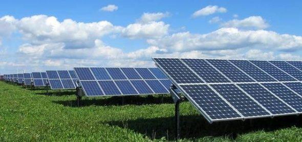 Solar Panels For Farm