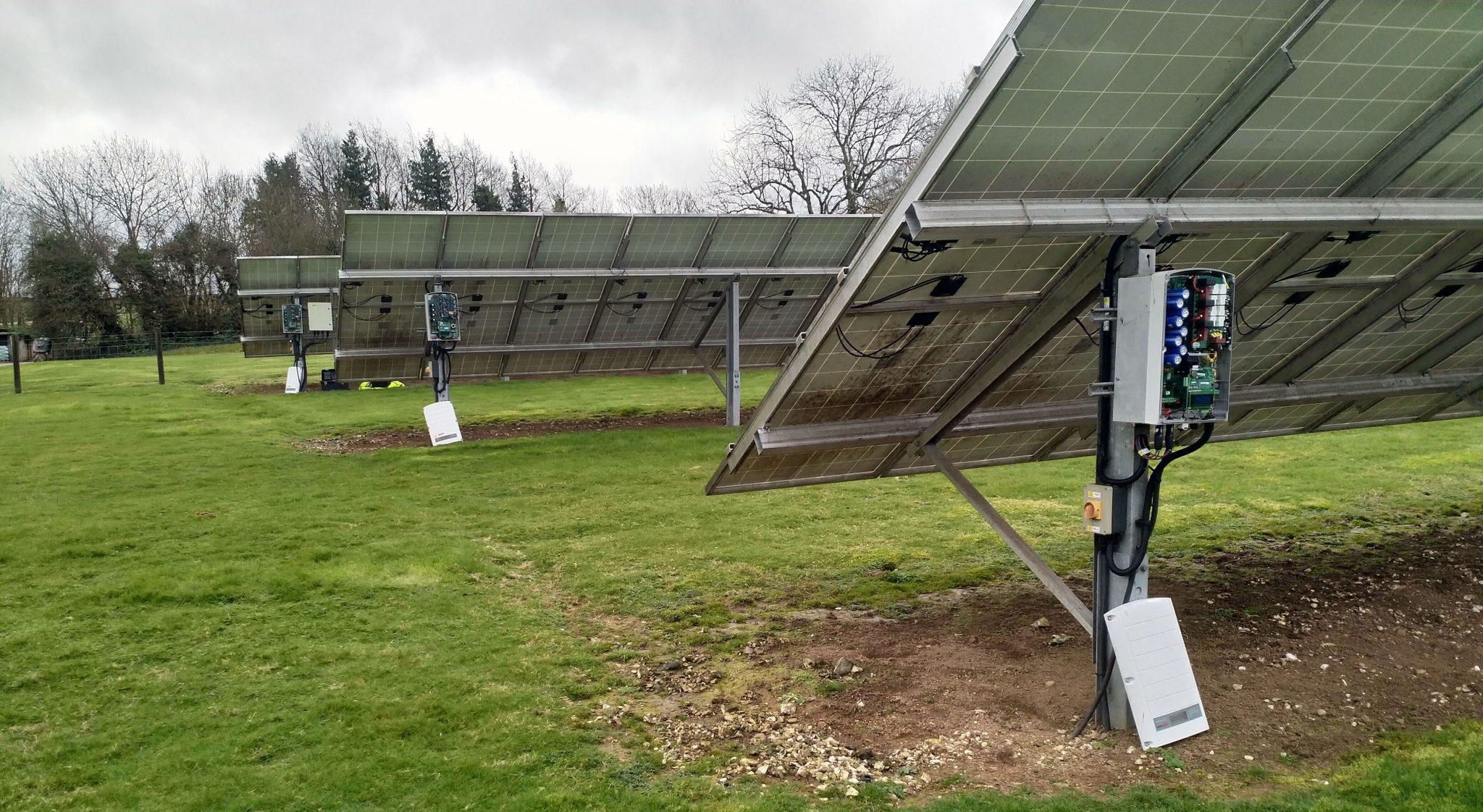 Solar Panels For Farms