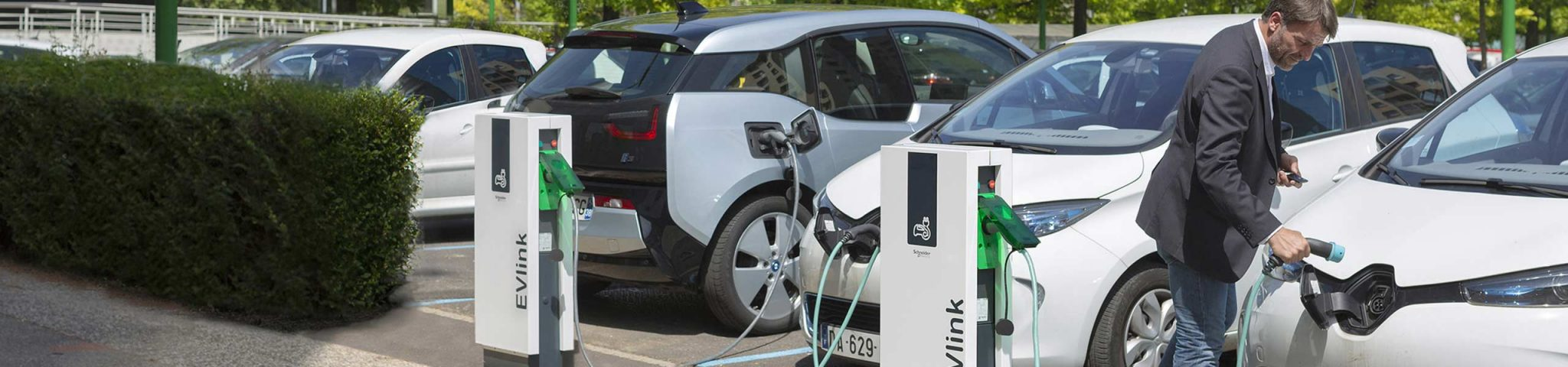 EVlink Wallbox Electric CarCharger