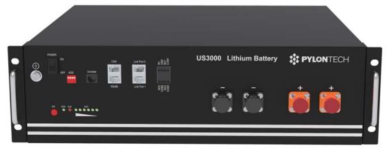 Pylontech battery storage device