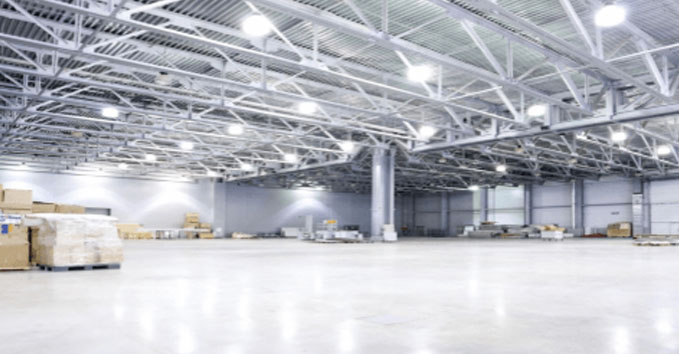 bright leds for warehouse