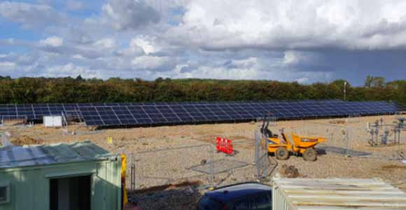 Solar Panel Installers Cadent Gas