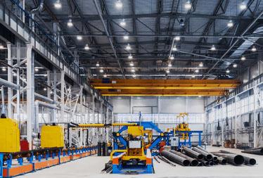 manufacturing lighting