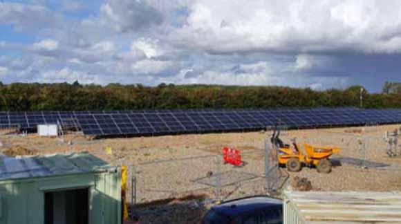 Solar Panel Installers Cadent Gas