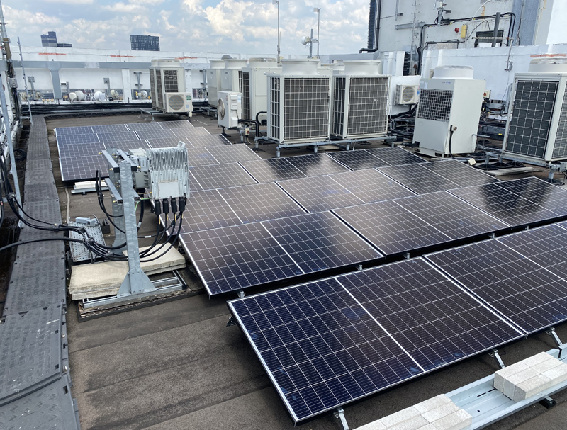 solar install commercial 111 piccadily
